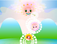 光の天使#5