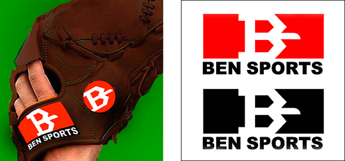 ベンスポーツマークロゴ