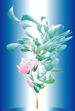 宙(そら)に活ける花〈かんしゃ)
