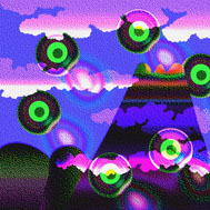 UFOの好きな山